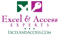 Click here on the Expert Excel Consultants Logo Image to GoTo the Expert Excel Consultants Main Page